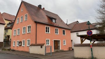 Pfarrhaus Alfeld